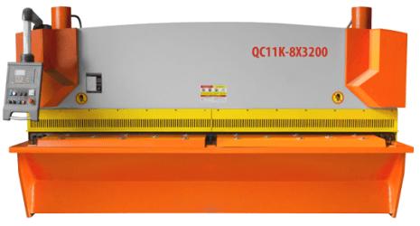 QC11K 8x3200 с ЧПУ